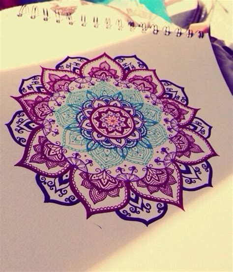 doodle weheartit image via we it beautiful boho colors doodle