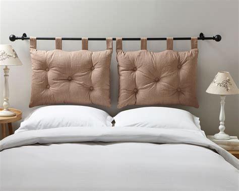 tete de lit avec tringle et coussins tringle pour tete de lit juen avais dj fait une il y a
