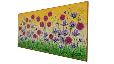 fiori quadro fiori in primavera vendita quadri quadri