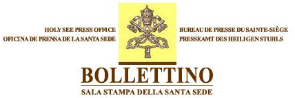 bollettino santa sede hermanos de la sagrada familia homil 237 a en la conclusi 243 n