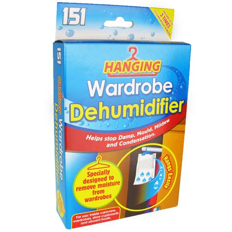 Hanging Wardrobe Dehumidifier by Hanging Wardrobe D Mildew Condensation Remove Moisture