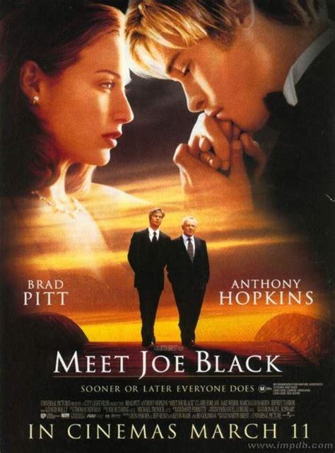Joey Black joe black meet joe black 箘zle