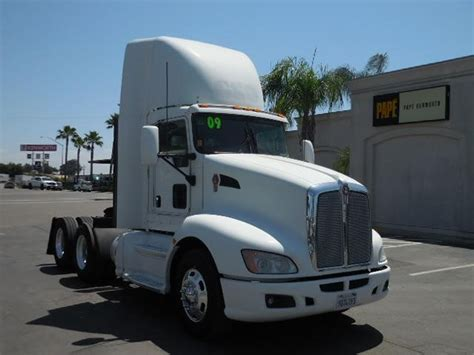 used kenworth t660 trucks for sale used 2009 kenworth t660 for sale in fresno ca pap 233