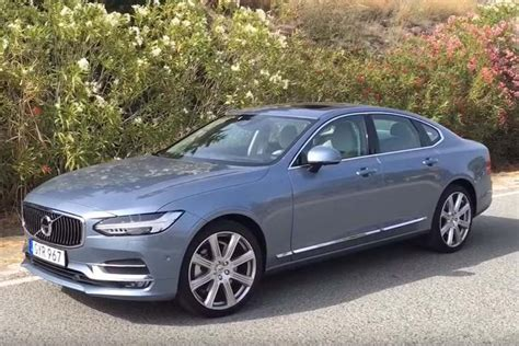 Volvo S90 2017 Review by 2017 Volvo S90 Drive Review Autotrader