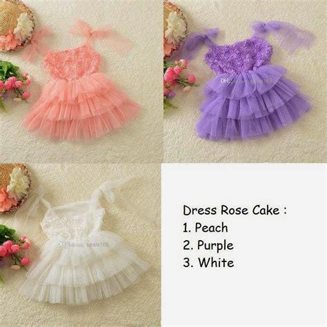 Preloved Dress Mc Usia 12 18 Bulan baju bayi dan anak baju anak perempuan dress