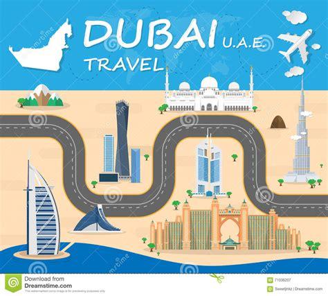 Plakat Qatar by Journey World Landmark Poster Vector