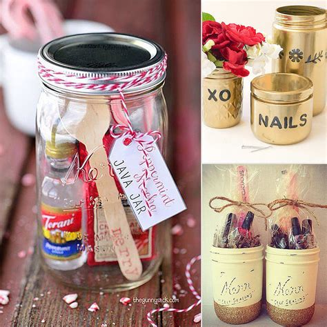 12 diy mason jar gifts that are totally glassy jar gift
