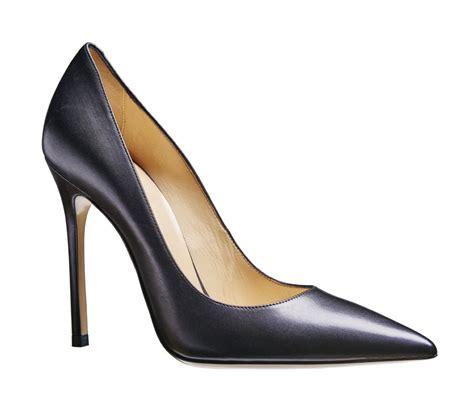 Heel 12 Cm high heel 12 cm glattleder schwarz soft heels