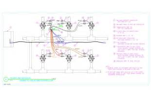 bird cad detail drawings two wire decoder system