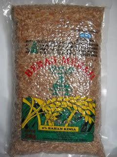 Beras Merah Organik Cap Orang Sehat 1 Kg sayuran organik yang menyehatkan daftar harga beras