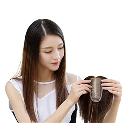hair toppers that look realistic hair toppers that look realistic w9 copper long layered
