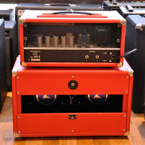 dr z best cabinet dr z maz 18r with 2x10 quot cabinet reverb