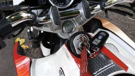 Alarm Motor Type R remot alarm motor vixion untuk antisipasi curanmor