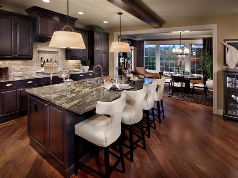 kitchen island with stools kitchen designs choose kitchen layouts remodeling materials hgtv