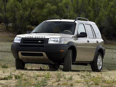 toyota land rover 2005 używany land rover freelander i 1998 2006 wady i