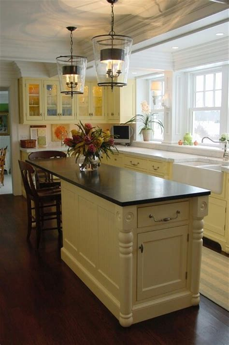 narrow kitchen island narrow island a kitchen for us pinterest