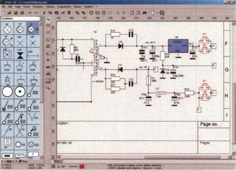 new schematic software for engineers and easy circuits