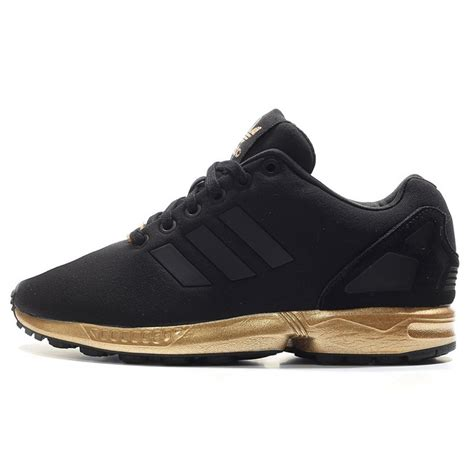 Adidas Zx Flux S adidas zx flux womens copper metallic