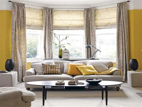 yellow brown living room ideas yellow gray brown living room modern house