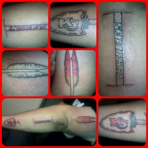 tattoo parlors in kansas city mr fitzgerald s tribute for the kansas city chiefs