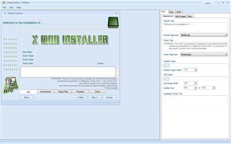x mod game installer the gta place x mod installer v 1 0