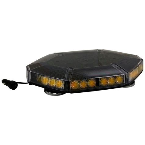 Mini Led Light Bars Buyers Products Company 30 Led Mini Light Bar 8891100 The Home Depot