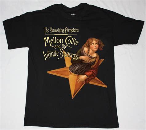 T Shirt The Smashing Pumpinks The Smashing Pumpkins Mellon Collie And The Infinite