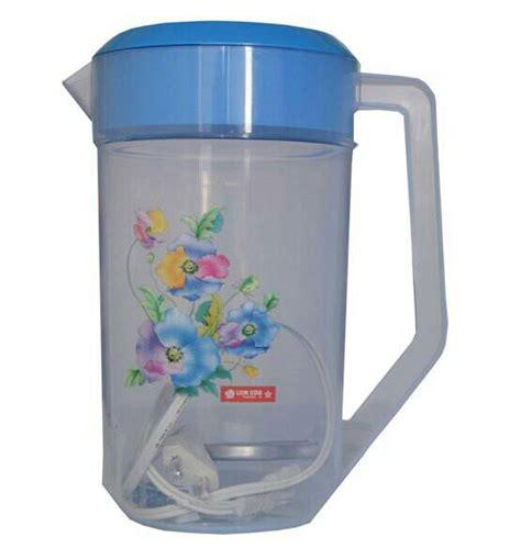 Teko Listrik 100 Watt jual teko listrik plastik 2 1 l mug listrik