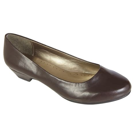 wide width shoes basic editions s renee wide width brown