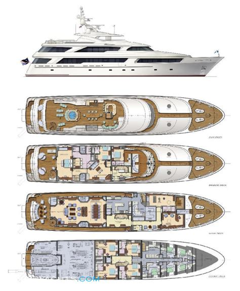 layout yacht arianna yacht for sale layout delta marine superyachts com