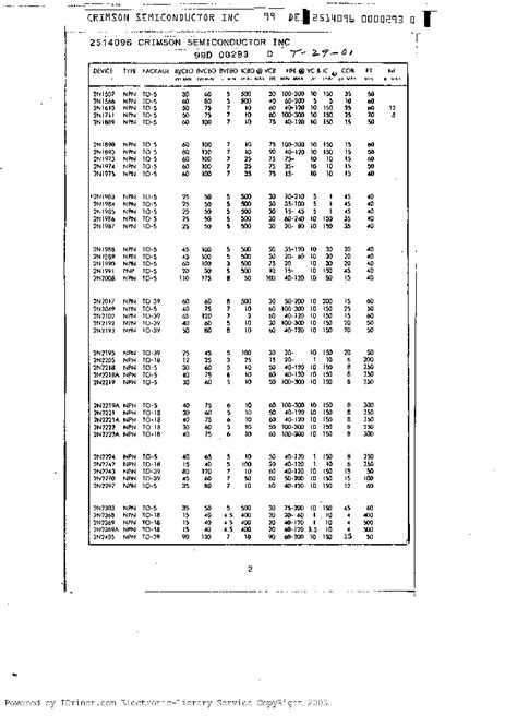 bc550c transistor equivalent bc413 200192 pdf datasheet ic on line
