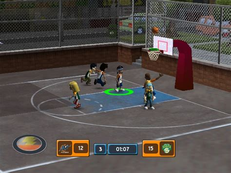 backyard basketball 2007 sony playstation 2