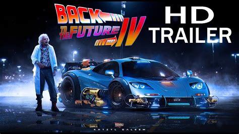De volta para o Futuro 4 - Será o trailer Oficial? - YouTube