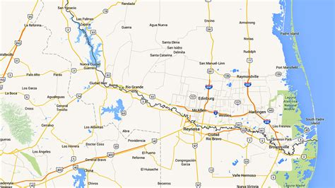 grande texas map texas rv park resorts destination for winter vacation in the grande valley of south texas