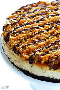 samoa cheesecake gimme some oven