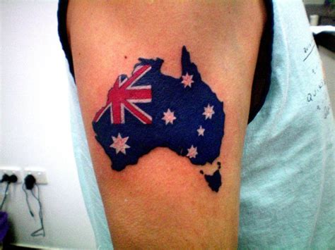 aussie tattoo southern cross ned kelly amp all things