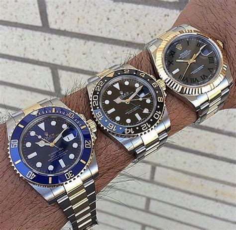 Premium Rolex Submarine Rs0011 Silver Combi Black 17 best images about submariner on two tones rolex submariner blue and rolex
