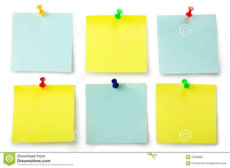 imagenes con notas sarcasticas seis etiquetas engomadas para las notas con las chinchetas