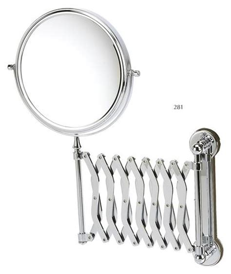bathroom shaving mirrors wall mounted assistdata wall mounted bathroom shaving mirror extending arm from lysoglup aps