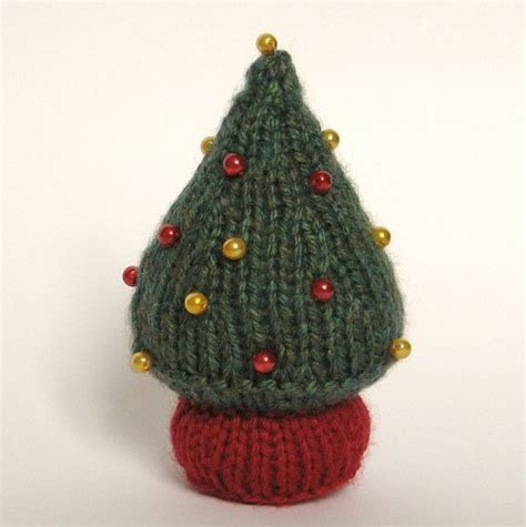 christmas in july knit a christmas tree free patterns