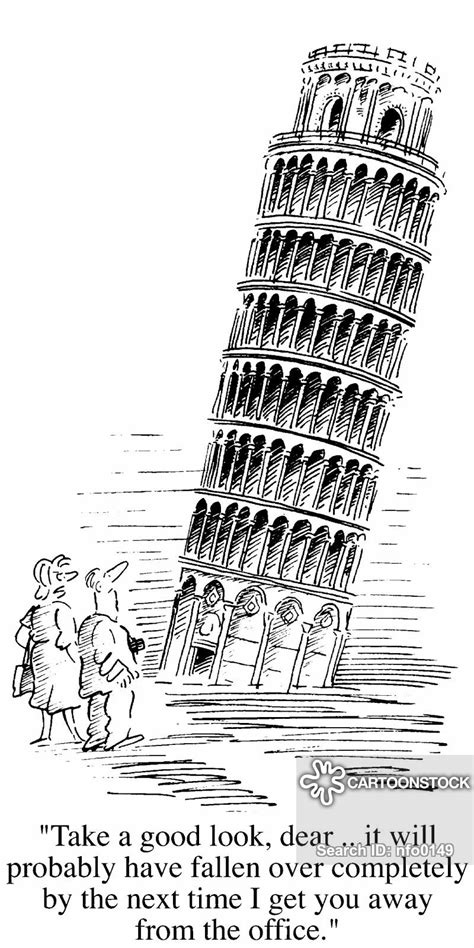 Pisa Cartoons and Comics - funny pictures from CartoonStock