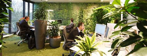 Your Office Greener by 28 Popular Green Office Interior Design Rbservis