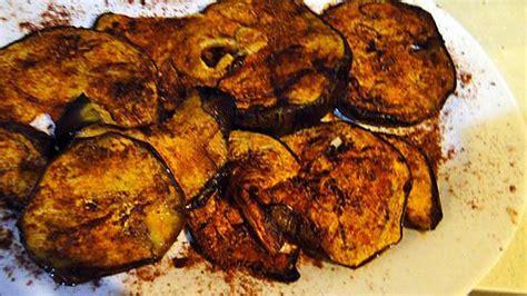 cuisiner des aubergines à la poele recette d aubergines grill 233 es 224 la marocaine