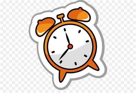 alarm clock animation cartoon watches  transprent