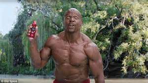 terry crews advert isaiah mustafa and terry crews star in old spice s new