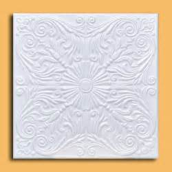 styrofoam ceiling tile astana gold tin look glue up easy instalation