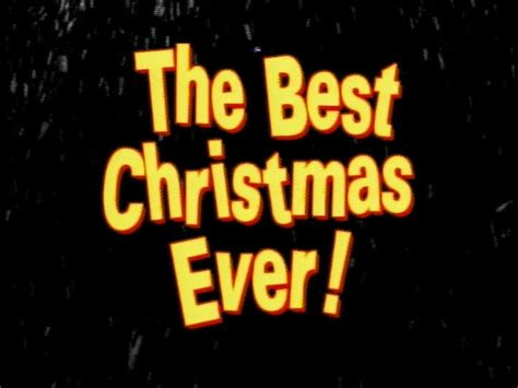 wee sing the best christmas ever christmas specials wiki