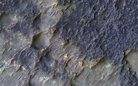 bed rock contact between two distinct types of martian bedrock nasa