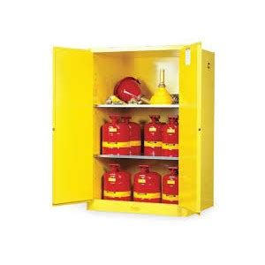 Yellow Flammable Storage Cabinet Indonesia Sell Jual Justrite 894500 Flammable Storage Cabinet Safety Yellow