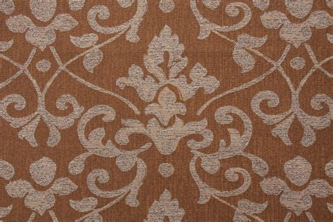 Upholstery Fabric Remnants For Sale by Robert Allen Lisbon Damask Upholstery Fabric In